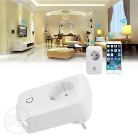 Smart Power Socket Remote Wifi Plug Timer Switch f
