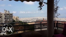 charming 285sqm apart in Mansourieh