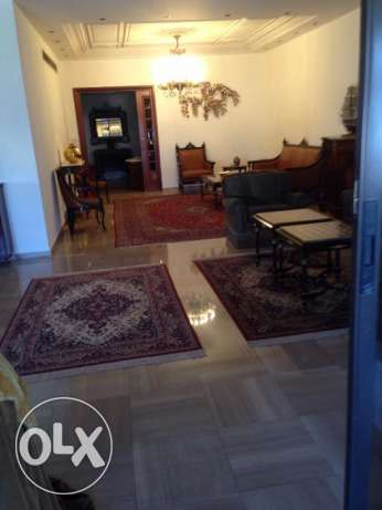 MG733, Furnished flat for rent in talet el khayat, 283m2, 14th Floor.