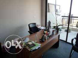 Office in Saifi / Gemmayze 140M2
