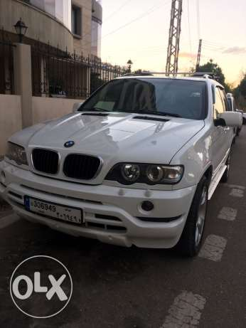 BMW X5 2001 sport package