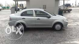 -Cheverolet-Aveo Automatic-ABS-Airbags-Model 2011 // 60,000 km only