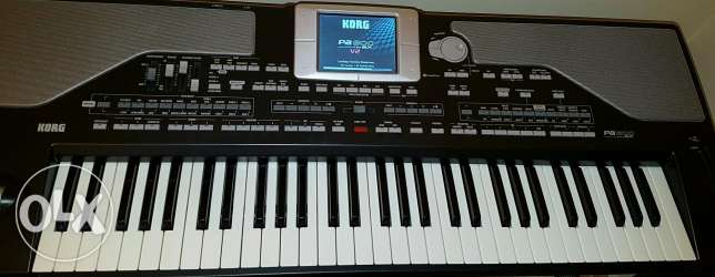 KORG pa800 ex pro v2 For Sale with Soft Case + Stand دامور -  4