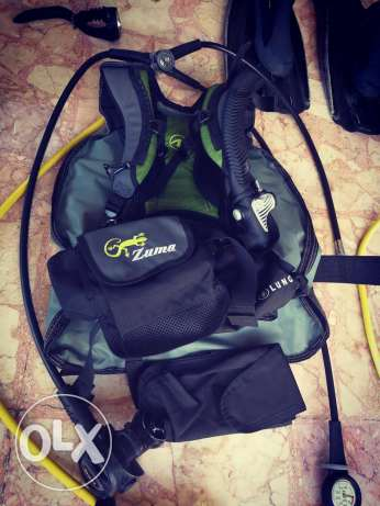 Zuma BCD like new for sale