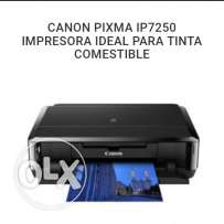 Edible printer for cakes CANON PIXMA IP7250