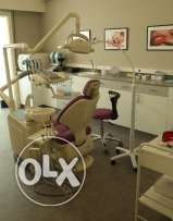 Rent modality to dentist