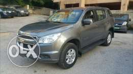 Chevrolet Trails blazer M.2013 lebanese origin still as new 7 seats