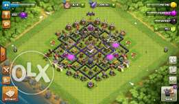 clash of clans with clash royale