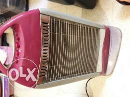 A barely used heater for sale 10$only