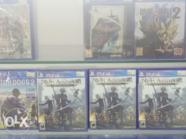 Nier :automata for ps4
