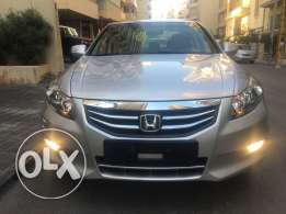 honda accord model 2012.