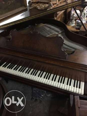 all kinds of PIANOS imported USA antique