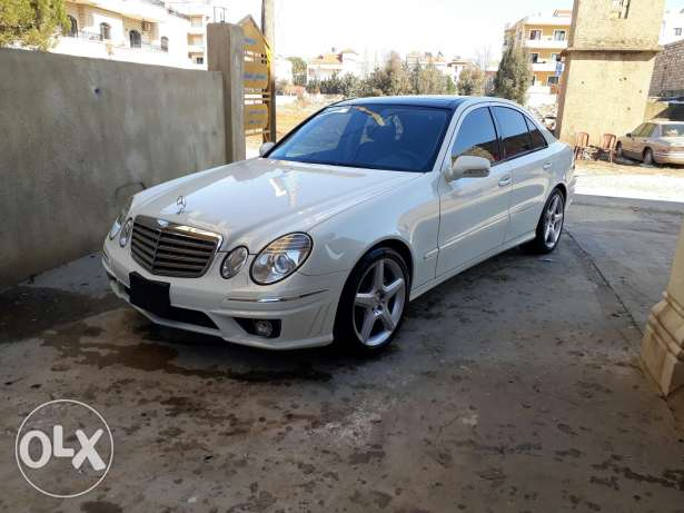 E350 look AMG 63 2009 very clean