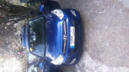 Hyundai i10 2012 supper clean with insurance full risk