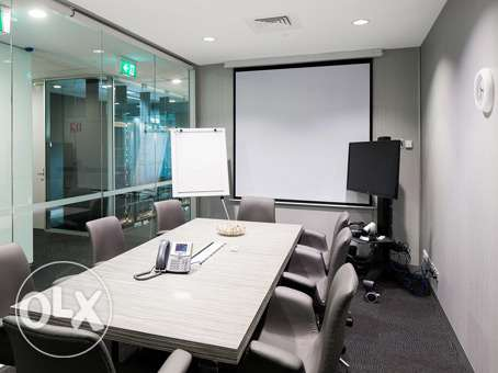 Fully Furnished, Serviced Offices