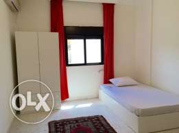 Private Master Bedroom (own bathroom) - 5 Mins to Hamra & Verdun (AB3)