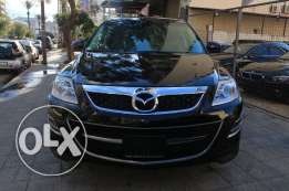 Mazda CX-9 G.touring blk/blk model2010 navigation full option