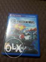 Freedom wars (Ps Vita) for trade