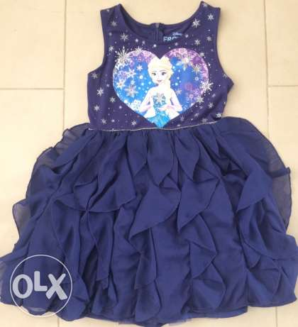 Disney dress, size: 7/8