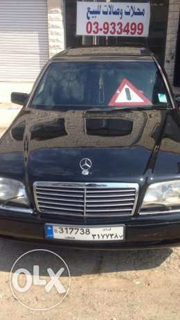 Mercedes c 230 modwl 97 for sale or trade