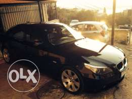 BMW E60 2005 in perfect condition for sale