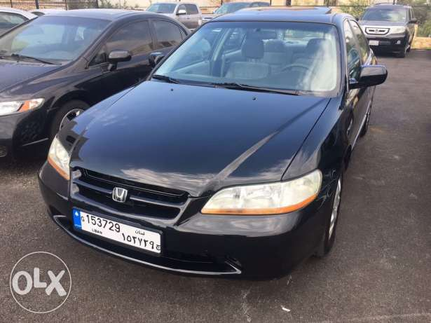 honda accord model 2003 super clean full option 5ar2et nadafe