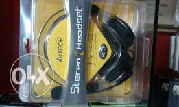 Stereo headset A4-tech