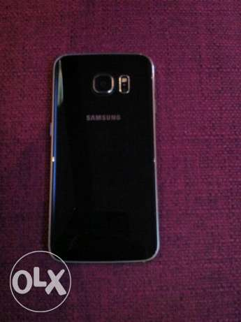Samsung S6 edge with the box برج حمود -  7