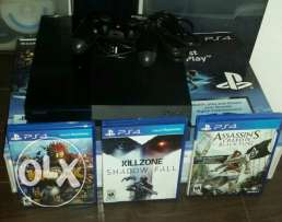 Ps4 very good condition