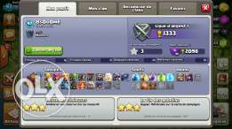 Clash of clan town hall level 10