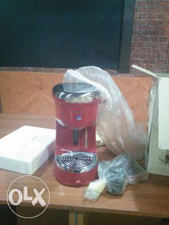 Guzzini espresso and milk machine (lavazza capsules) بوشرية -  2