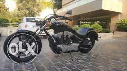 A SUPERB Honda SHADOW Fury VTX 1300cc Still as brand NEWW! Model 2013