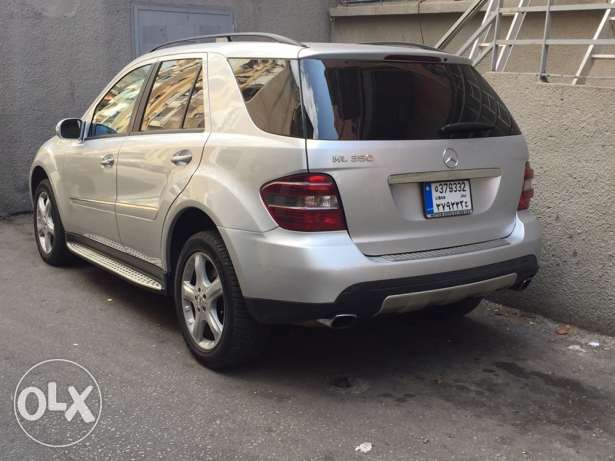ML 350 sports package fully loaded super clean