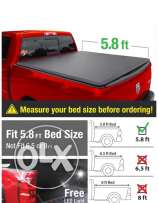 Tacoma frontier truck hard solid bed cover