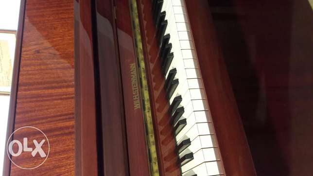 Piano made Germany not used only a few first choice { WILH.STEINMANN}