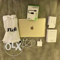 MacBook 12 inch gold in mint condition