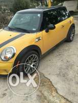 Mini coper s turbo model 2007 vites for sale