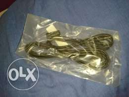 Female aux jack for bmw + aux jack to jack mp3 cables