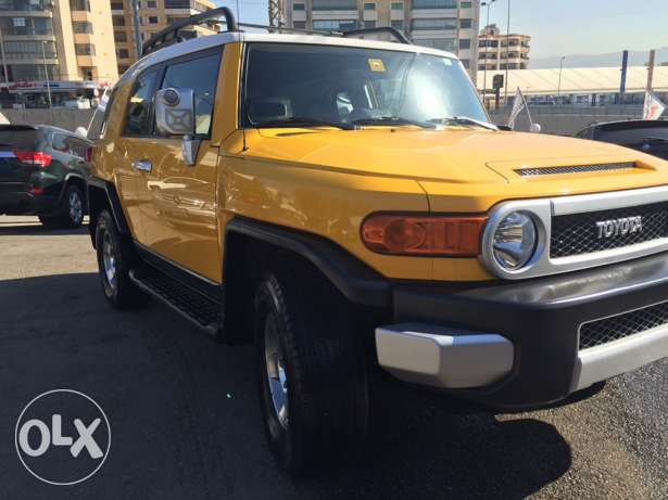 For sale Toyota FJ Cruiser 2008 المرفأ -  6
