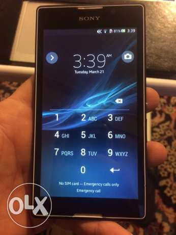 sony xperia c in excellent condition