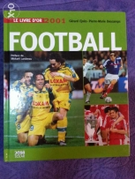 4 hardcover football books