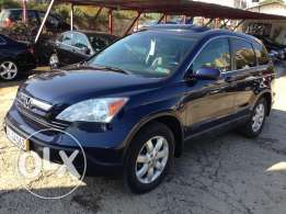 Honda Crv 2008 EXL full option clean Carfax's