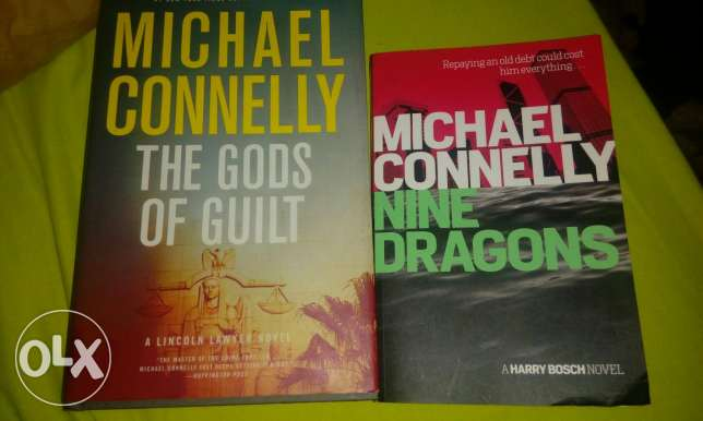 Novels - Michael Connelly