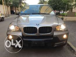 bmw x5 model 2007 .7seats.sport packadge.