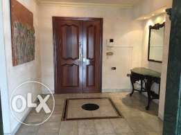Fully furnished /Luxury apartment for rent 300m2 - Rabieh - sea view