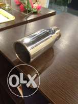 exhaust tip stanless steal