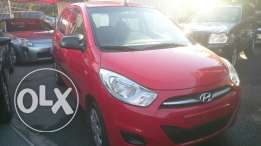 Hyundai i10 2013 like new