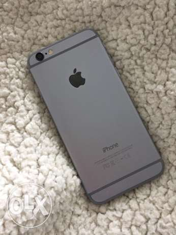 iphone 6 16gb gray color