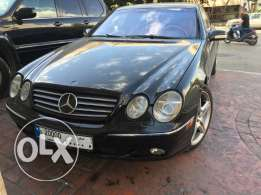 Mercedes-Benz cl 500 for sale