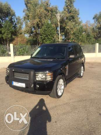 range rover for sale الشوف -  2